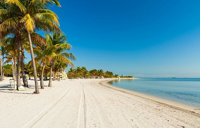 Key Biscayne and Crandon Park